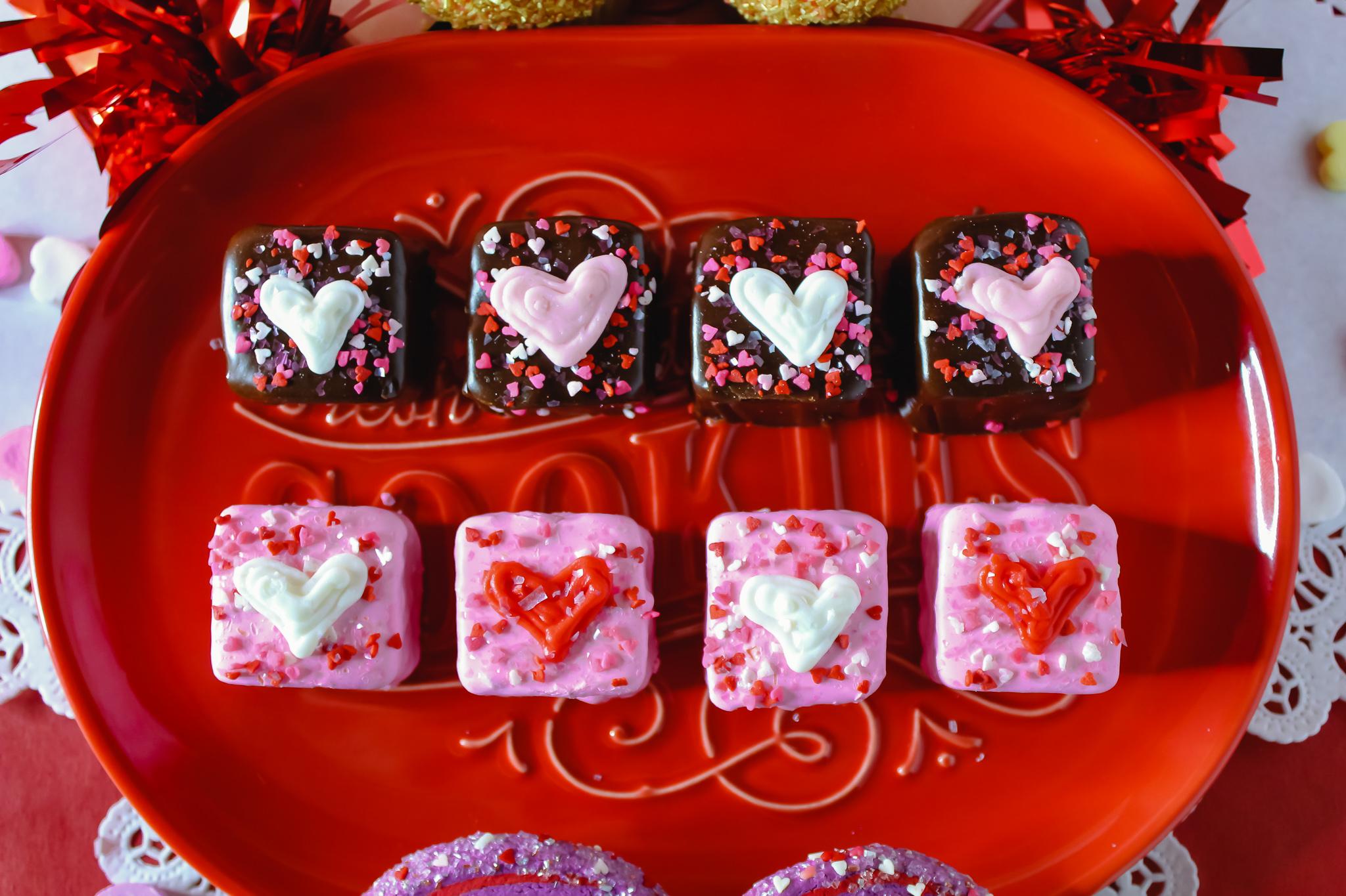 Valentines Petits Fours 2