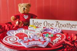 Valentines Cookies 1