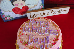 Valentines Cake 3