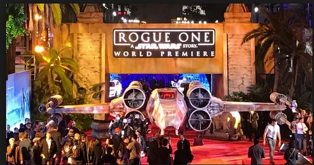 Rogue One Premier