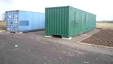 Containers for office and storage