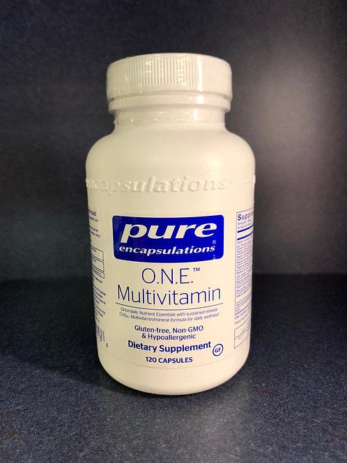 O.N.E. Multivitamin 120 cap