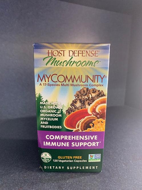 MyCommunity Comprehensive Immune 120 caps