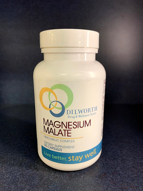 DD&WC Magnesium Malate 90 count