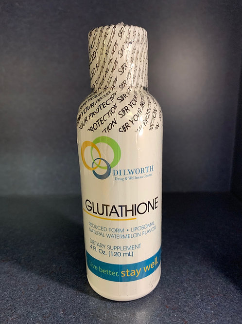 DD&WC Liposomal Glutathione 4 oz