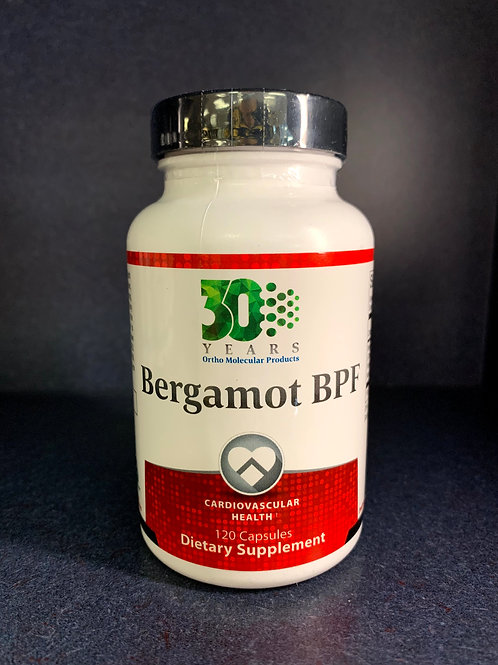 Bergamot BPF 120 CT  OM