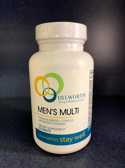 DD&WC Men's Multivitamin
