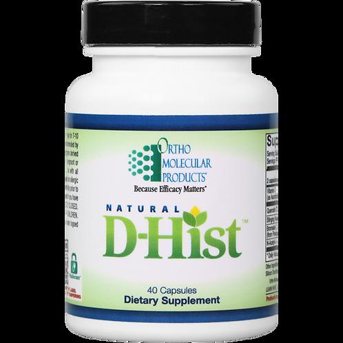 D-Hist 40 count