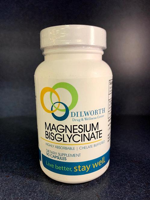 DD&WC Magnesium Bisglycinate 90 count
