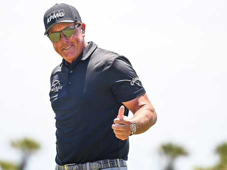 Phil Mickelson Becomes the Oldest Winner in PGA Majors History