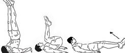 levé de jambes systema dessin
