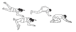 acrobaties basses kadosh