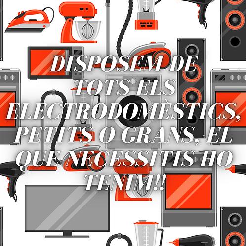 Electrodomèstics