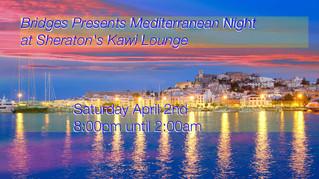 A taste of the Mediterranean at Sheraton's Kawi Lounge