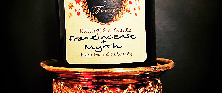 Frankincence & Myrrh