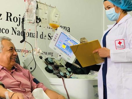 Conozca cómo donar sangre sin salir de casa en tiempos de COVID-19