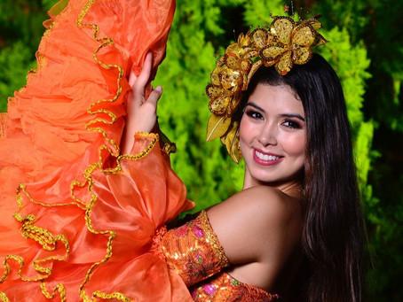 Valeria Charris Salcedo la nueva Reina del Carnaval de Barranquilla para el 2022.