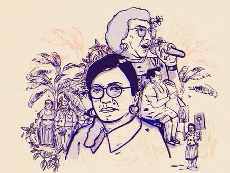 Eva Rolong: la mujer rural que tejió luchas sociales.