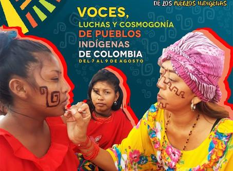 Encuentro de saberes por el día Internacional de los pueblos Indígenas