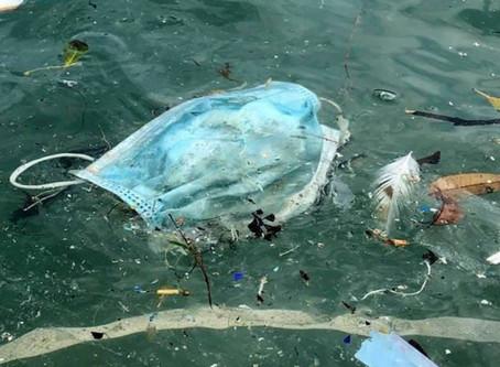 Uso masivo de elementos plásticos en la pandemia agrava contaminación del ambiente