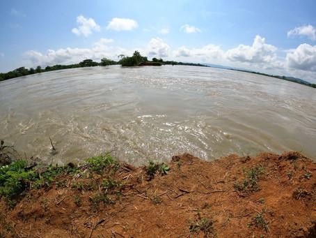 Se construirá obra estructural de contención por más de 20 mil millones en La Mojana