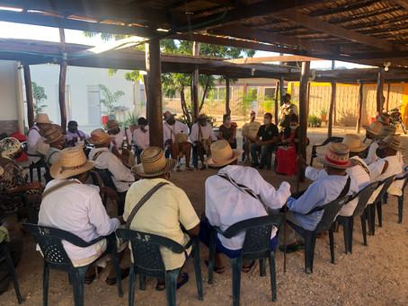 ONIC se pronuncia sobre los recientes asesinatos de lideres wayúu
