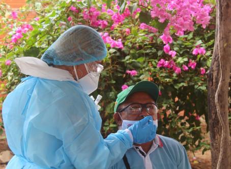 Guajira: Maicao y  Albanía realizan pruebas  de COVID-19 masivas