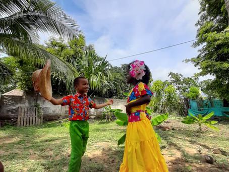 Festival infantil del bullerengue en María La Baja, un semillero de tradición