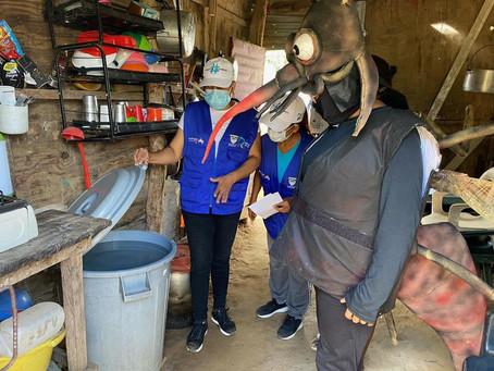 Riohacha en alerta por casos de muerte por dengue