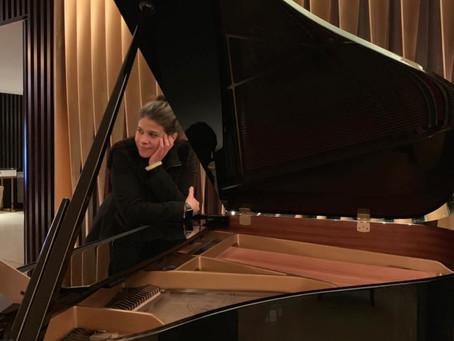Una barranquillera fundó y dirige la Filarmónica Latinoamericana de Londres