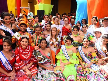 Carnaval del Atlántico 2020, una fiesta que promueve la biodiversidad