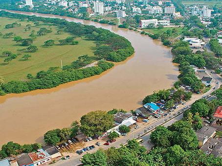 Montería en alerta roja ante aumento de la creciente del río Sinú y San Jorge
