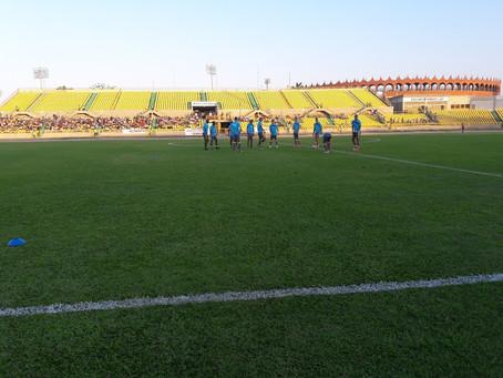 El estadio Jaime Morón  León no está apto para la albergar el Fútbol Colombiano