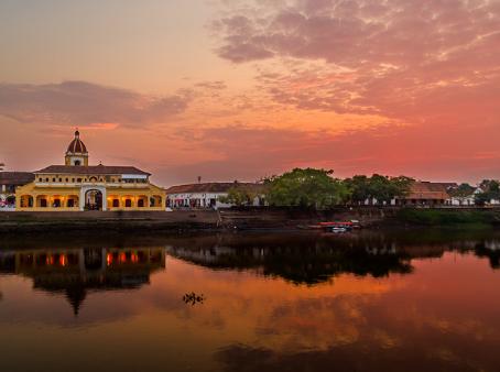 Iniciaron los vuelos comerciales desde Cartagena hacia Mompox