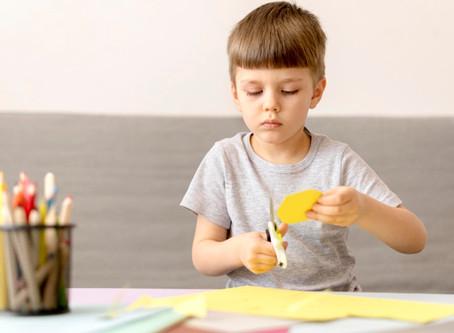 ¿Sabe qué pasa con los niños autistas en la cuarentena?