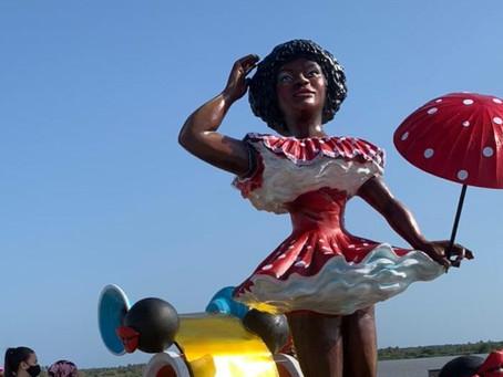 Carrozas de Carnaval  se expondrán en el Gran Malecón