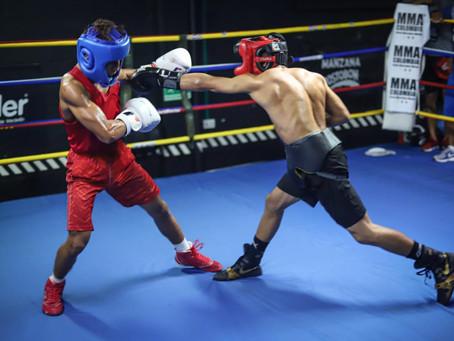 """Colombia salta al ring en el """"Future WBA Boxing"""""""