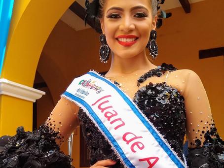 Dalma Higgins preside el Carnaval de Juan de Acosta con identidad cultural