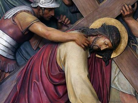 Cuarta Palabra: ¿Dios mío, Dios mío, ¿por qué me has abandonado? (Abuso de menores)