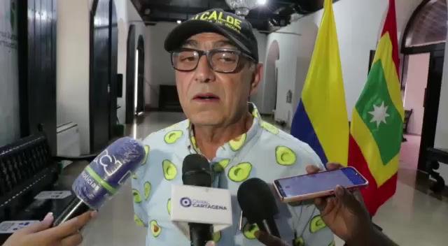 Alcalde Dau solicita Fuerte San Sebastián del Pastelillo pase a manos del Estado