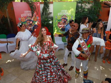 En la Lectura del Bando, Isabella mostrará cómo se vive en Barranquilla