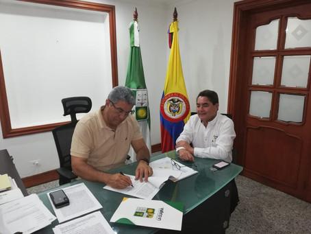 Gobernación de La Guajira, Invías y Cerrejón, pavimentarán vía Uribia – Puerto Bolívar