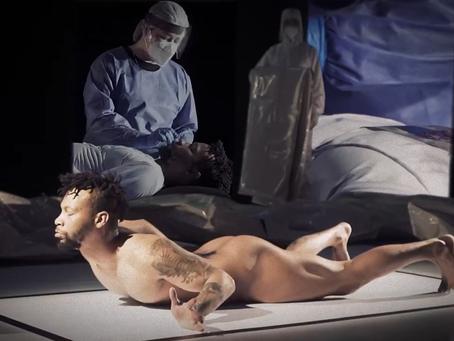 10 cortos coreográficos que exaltan a profesionales durante la pandemia