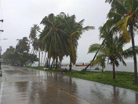IOTA escaló a categoría 5 y se encuentra en la zona del Archipiélago colombiano
