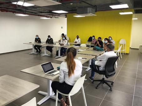 Cartagena instala la mesa de casos urgentes por vulneración de derechos de la población LGBTIQ