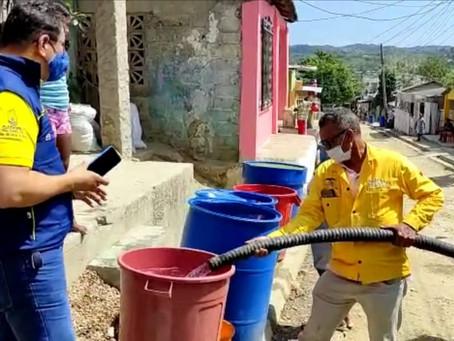 Municipios de Bolívar preparan plan por posibles incendios de sequía