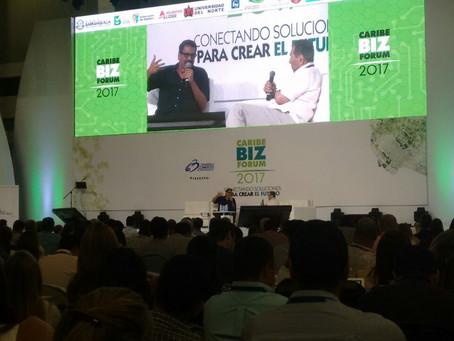 Innovación y emprendimientos, grandes protagonistas en Caribe Biz