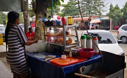 Un mordisco con sabor Caribe