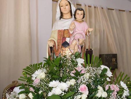 Así celebró La Guajira el día de la Virgen del Carmen durante la pandemia