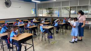 Cartagena: Retorno a clases presenciales se iniciará desde agosto
